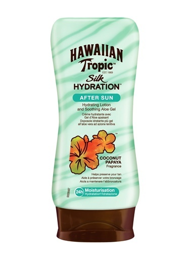 Lotion Silk Hydration After Sun 180Ml-Hawaiian Tropic